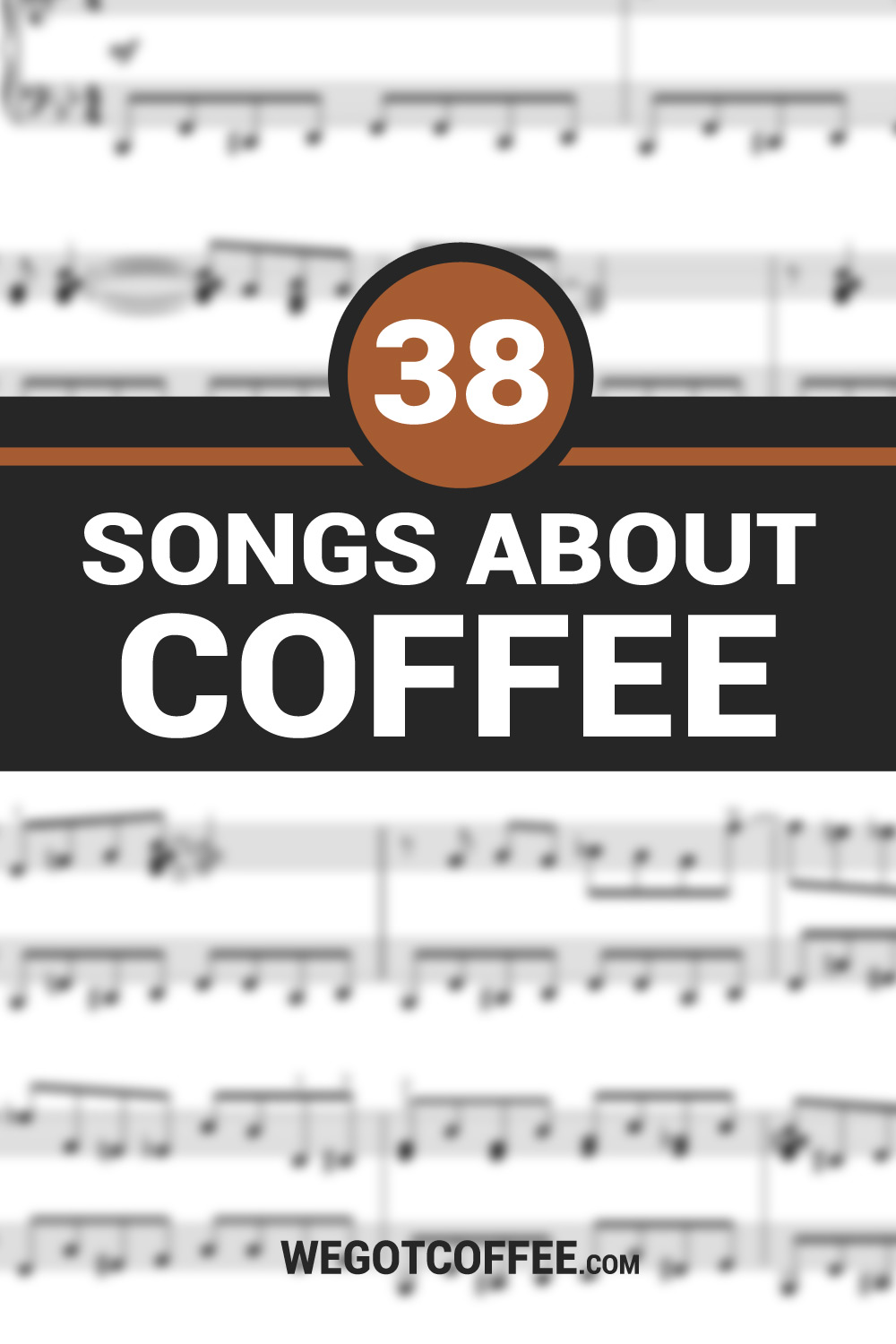 Songs about coffee
