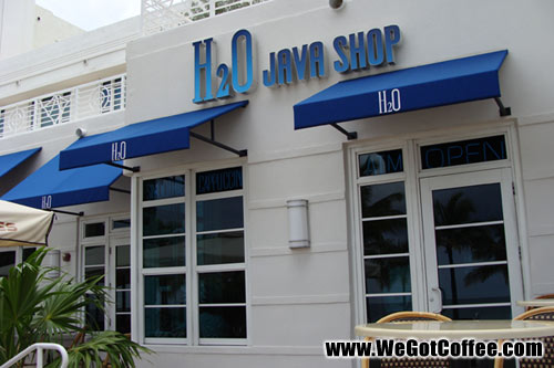 H20 – Ft. Lauderdale Florida Coffee Shop