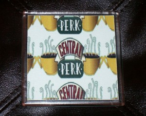 Central Perk Coffee Coasters