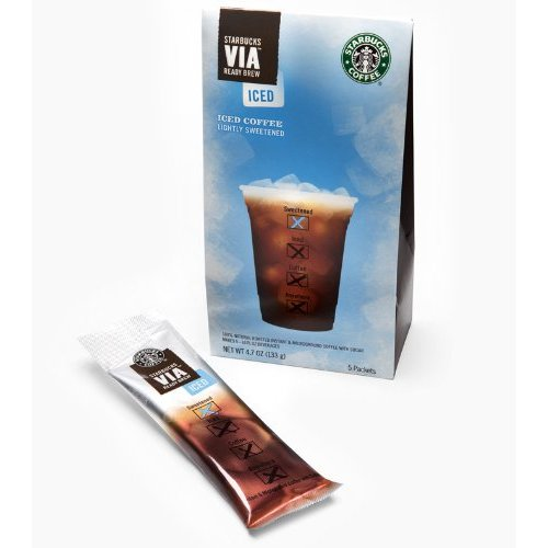 Starbucks Via Iced Coffee Buy The Iced Via Coffee From