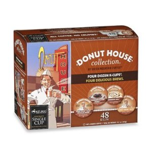 Green Mountain Donut House K-Cups