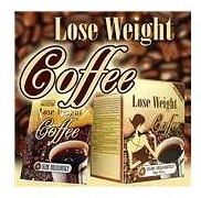 Weight loss coffee drink