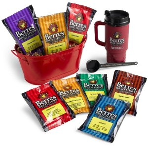Coffee Gift Basket from Berres Brothers