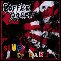 Coffee Rage Vinyl Record – Split with Sick/Tired