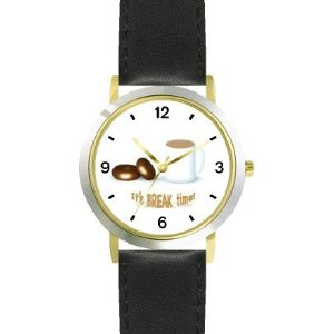 Coffee Themed Watch