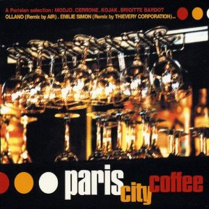 coffee france cd
