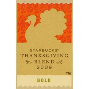Starbucks Thanksgiving Blend Coffee