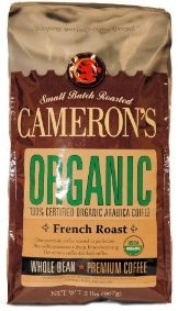 Cameron's French Roast Coffee Beans
