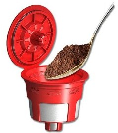 Refillable K-Cup