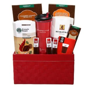 Starbucks Coffee Giftbasket