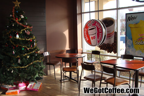 Dunkin Presents Under the Tree