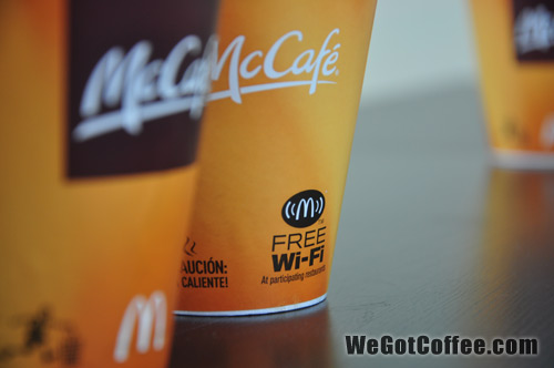 About McCafe Coffee – Source and Types of Roasts