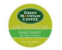 Coconut K-Cups