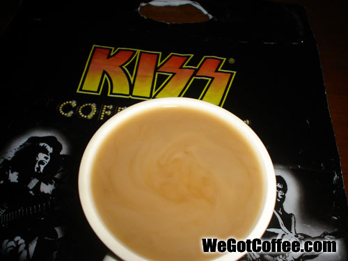 Kiss Coffee – Black Diamond