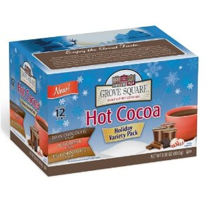 Hot Cocoa Keurig Cups