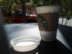The Starbucks Willow Blend Experience
