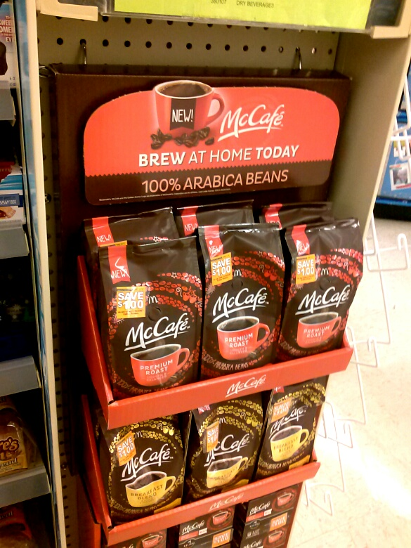You Can Get McCafe K-Cups Now!