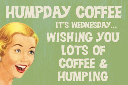 Hump Day Coffee Quotes for Wednesday