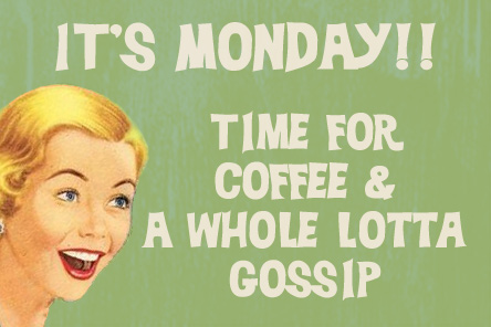 Monday Coffee Funny Quote Cards