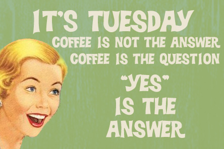tuesday-answer