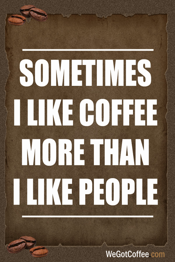 Tall Coffee Quote Cards 600×900 for Pinterest