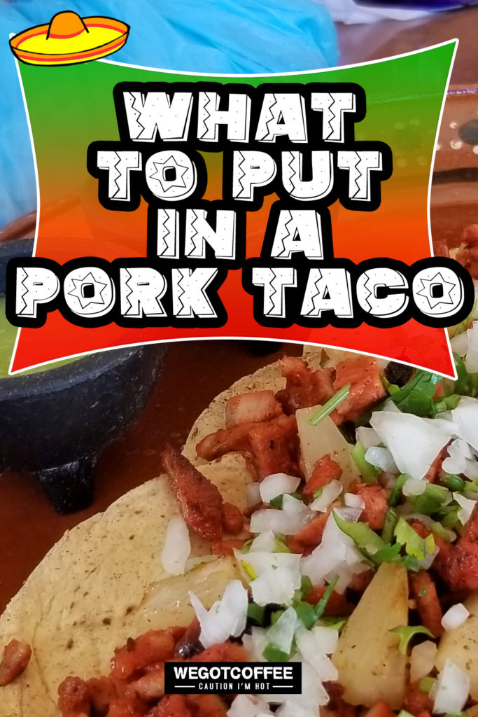 What to Put in a Pulled Pork Taco